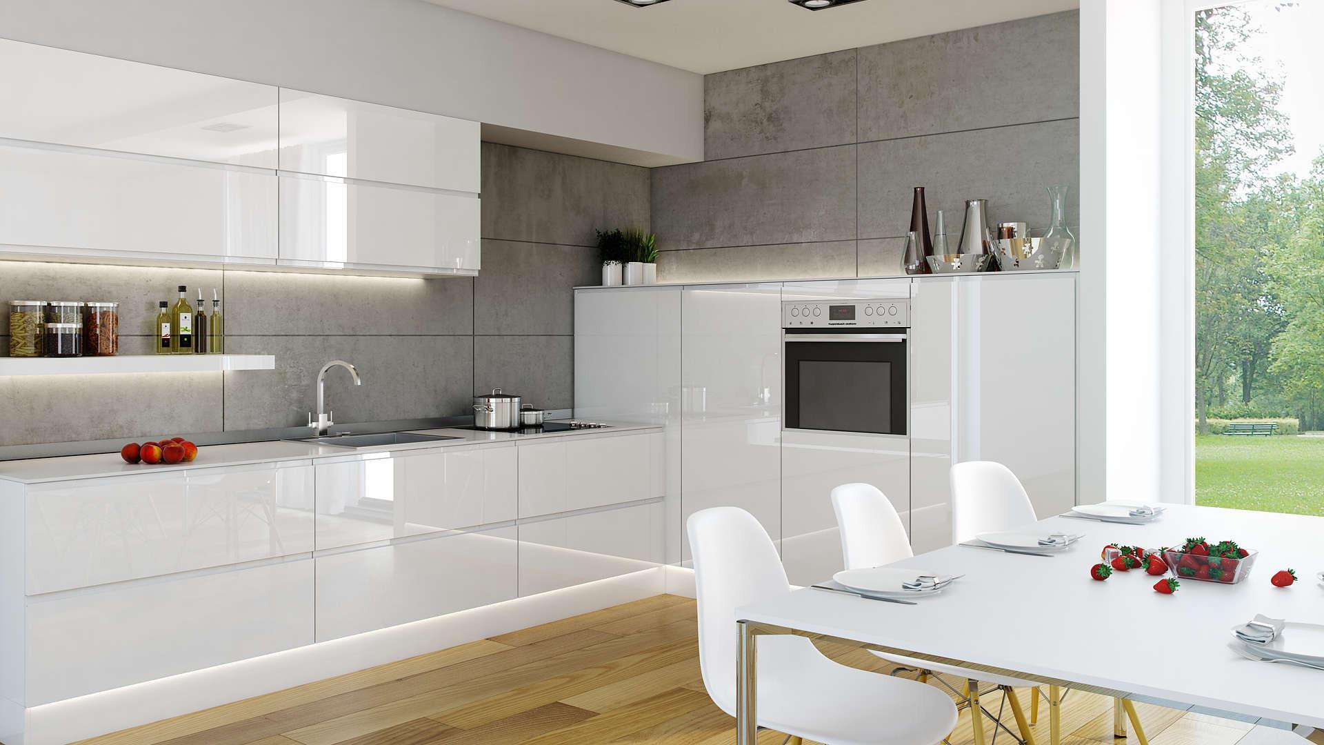 4 Meble Kuchenne Bialystok Kuchnie Wnetrza Bro Studio Pl